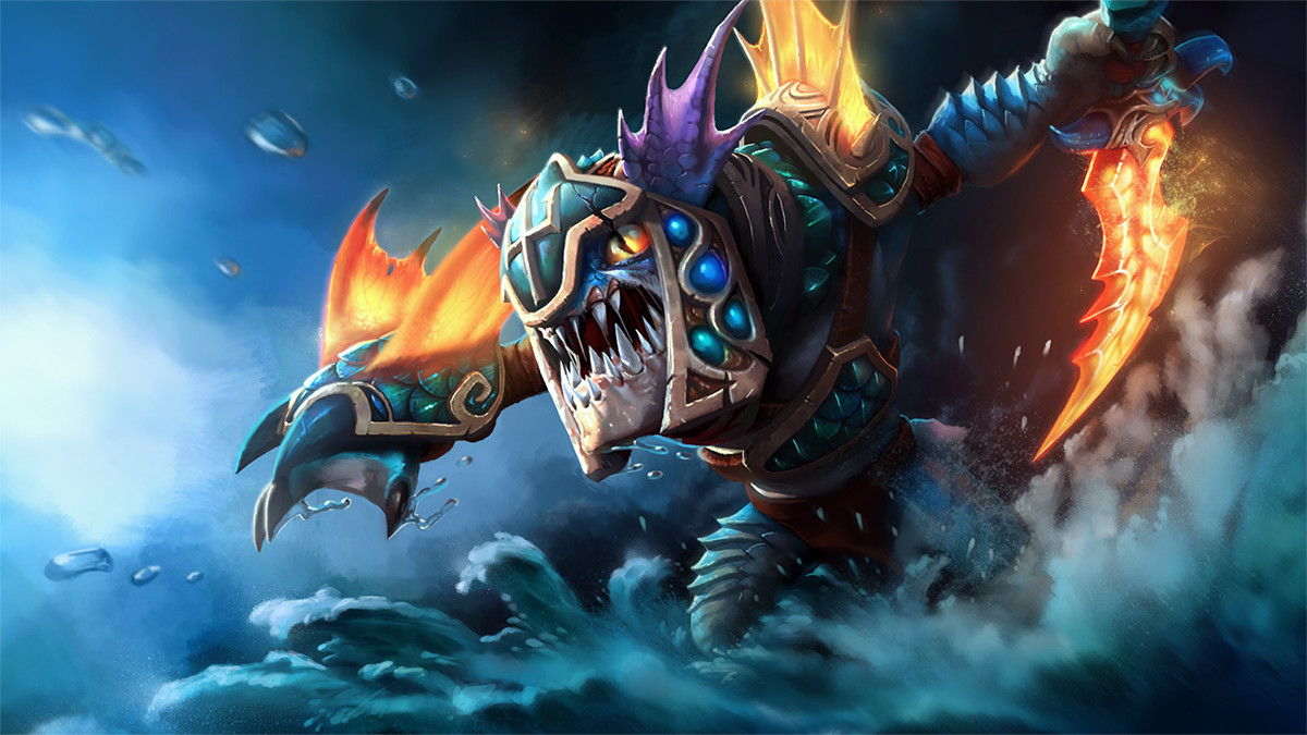 Hero Breakdowns: How OG.SumaiL plays Slark in Patch 7.27
