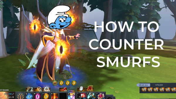 How to counter smurfs