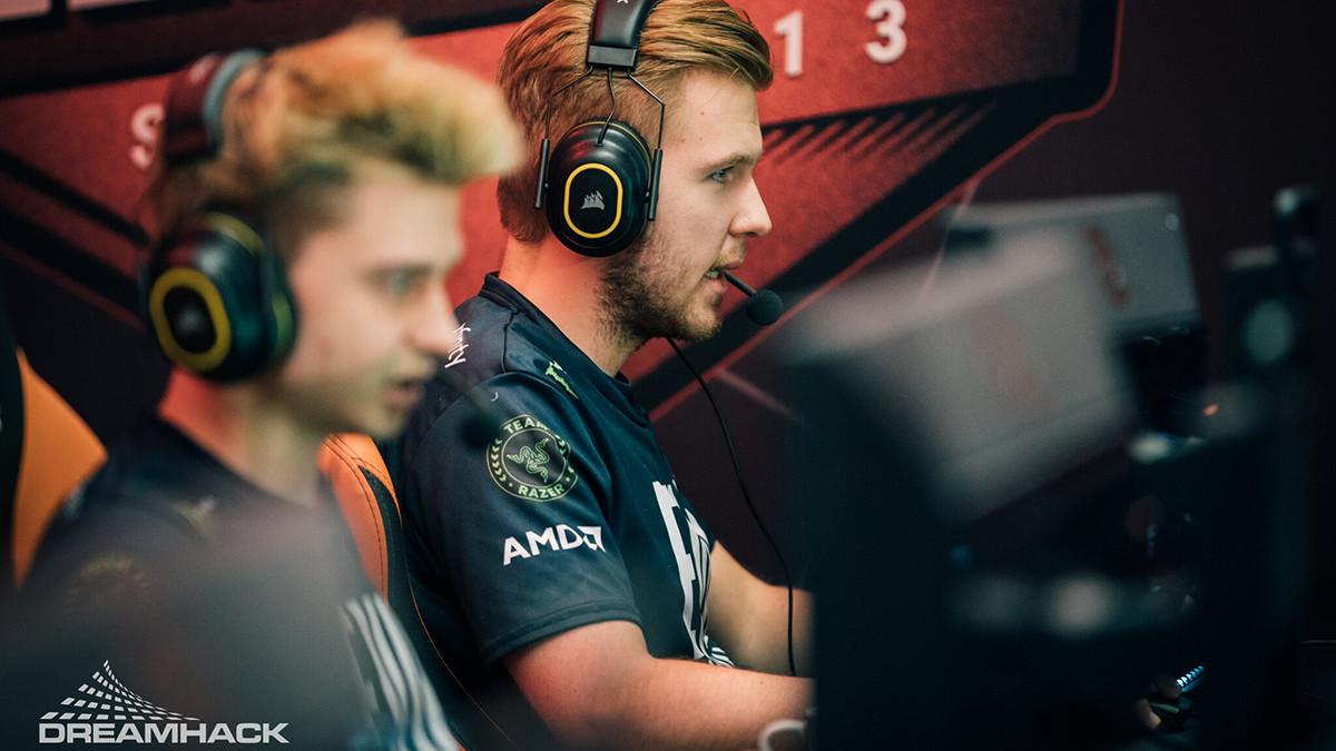 EU/NA Clash: Nigma face EG in Omega League