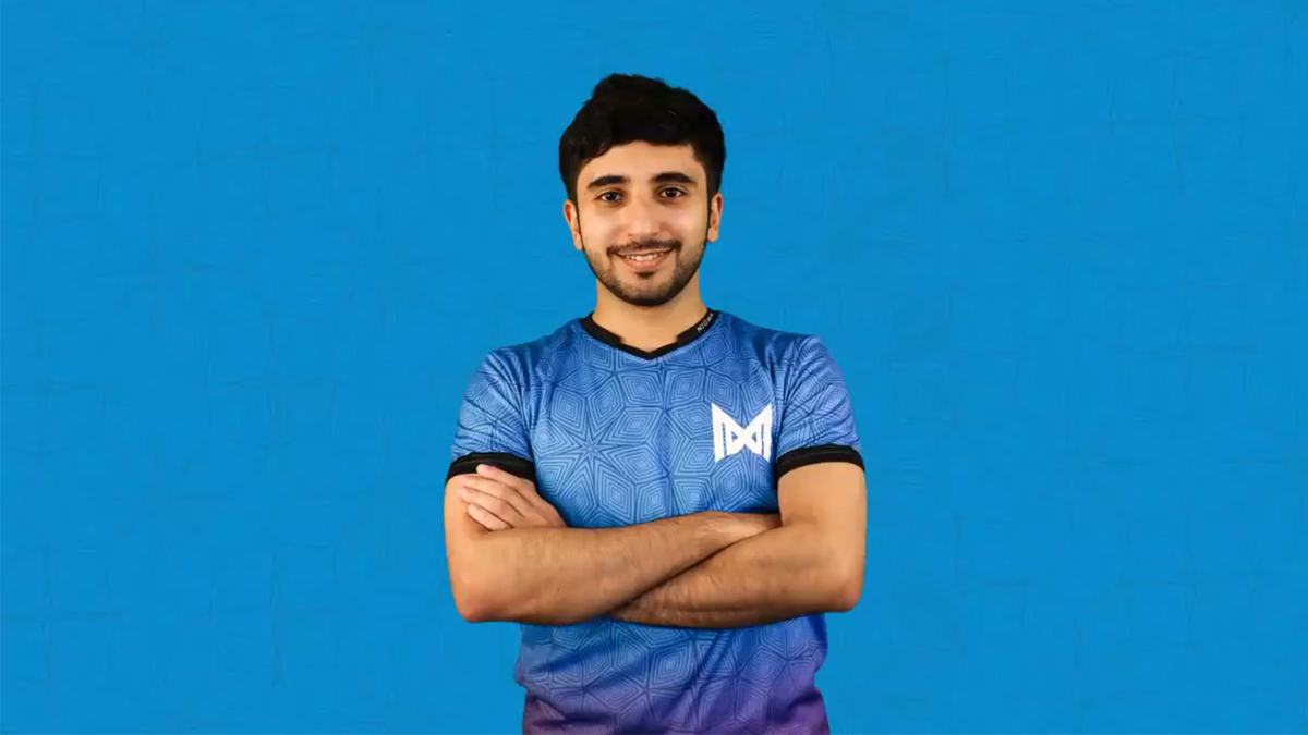 Attacker joins Nigma as official streamer