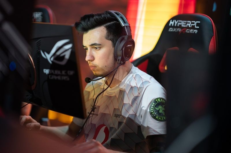 Mousesports to bench woxic