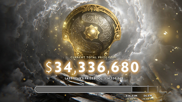 The International 2020 breaks world record in prize pool