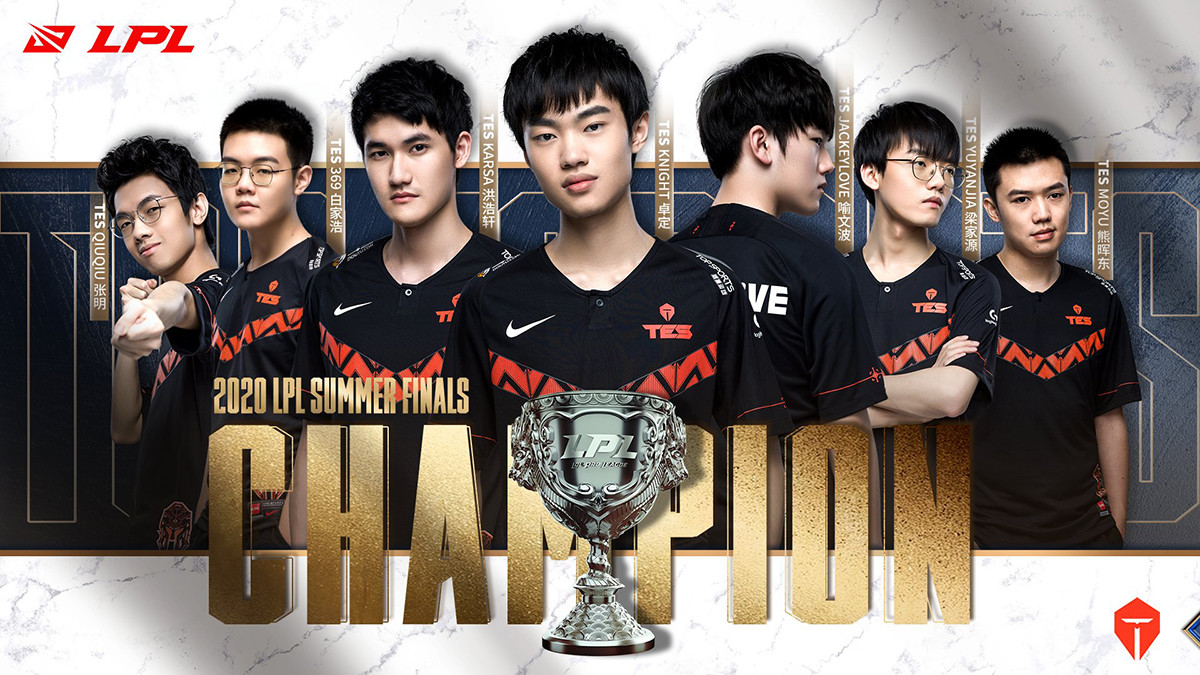 China hat einen neuen König: Top Esports holt ersten LPL-Titel
