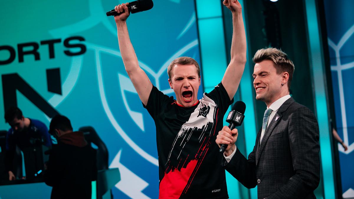 G2 Esports verhindert Rogue-Comeback und erreicht LEC-Finale