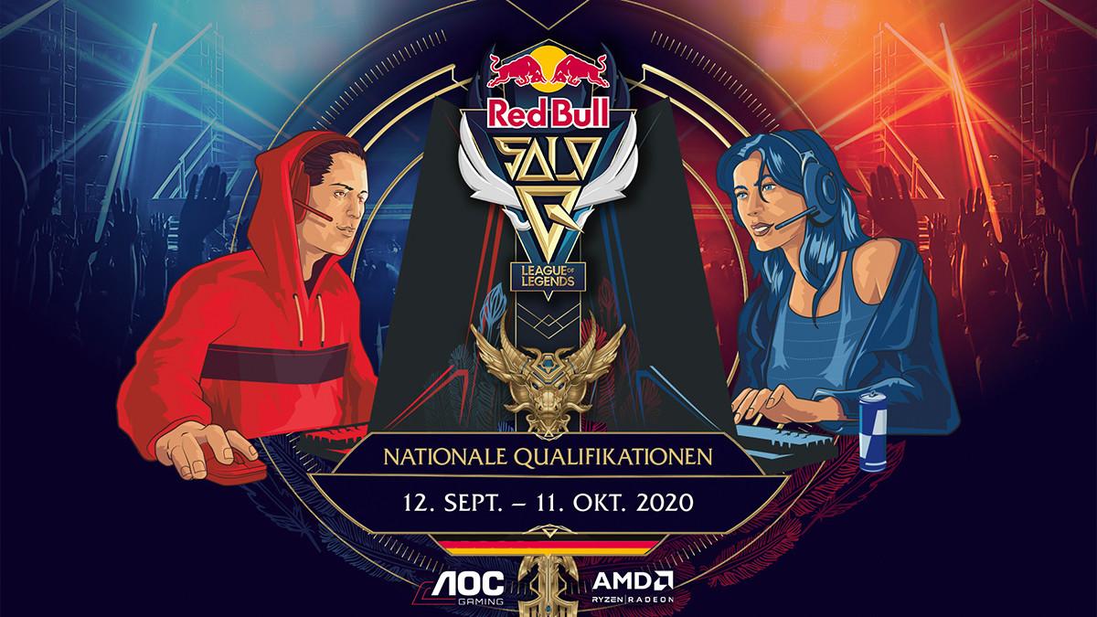 Anzeige: Red Bull Solo Q sucht besten Spieler der Welt