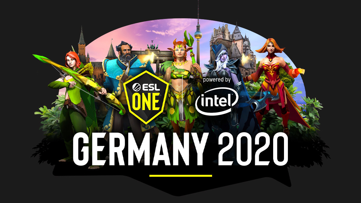ESL One Germany returns with 16 top teams from EU and CIS