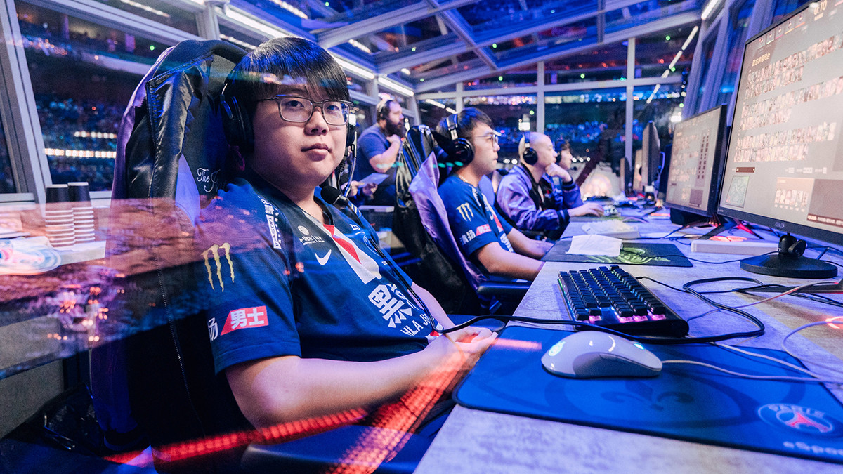 The LGD era comes to an end, 23savage finds new team: roster-shuffle