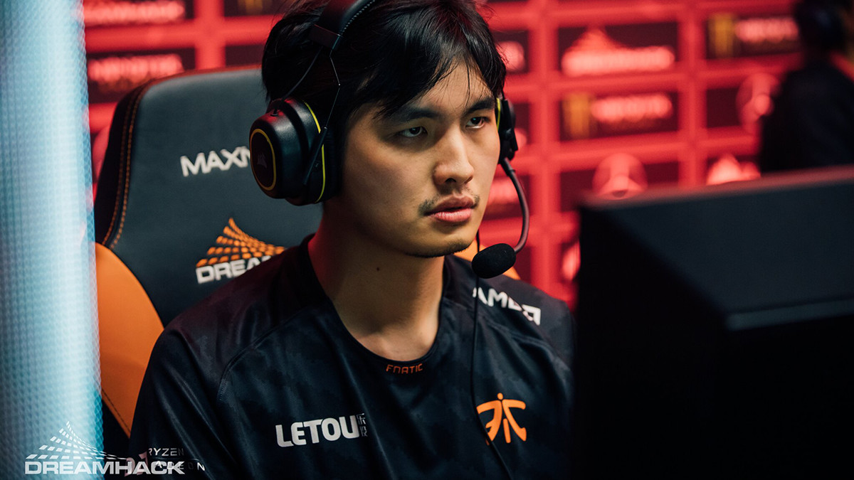 iceiceice leaves Fnatic after two years