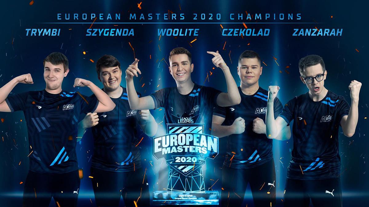 GamerLegion ohne Chance: AGO ROGUE gewinnt EU Masters