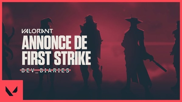 VALORANT : Riot dévoile First Strike