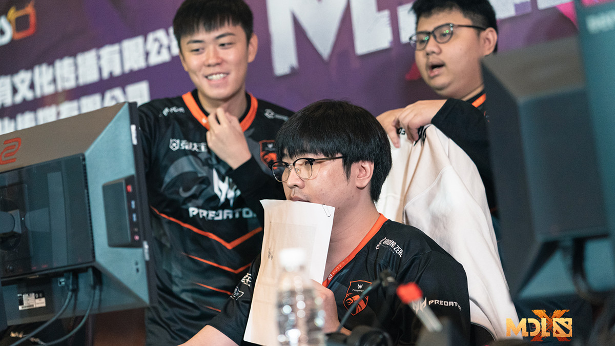 March and TNC Predator part ways: mini roster-shuffle