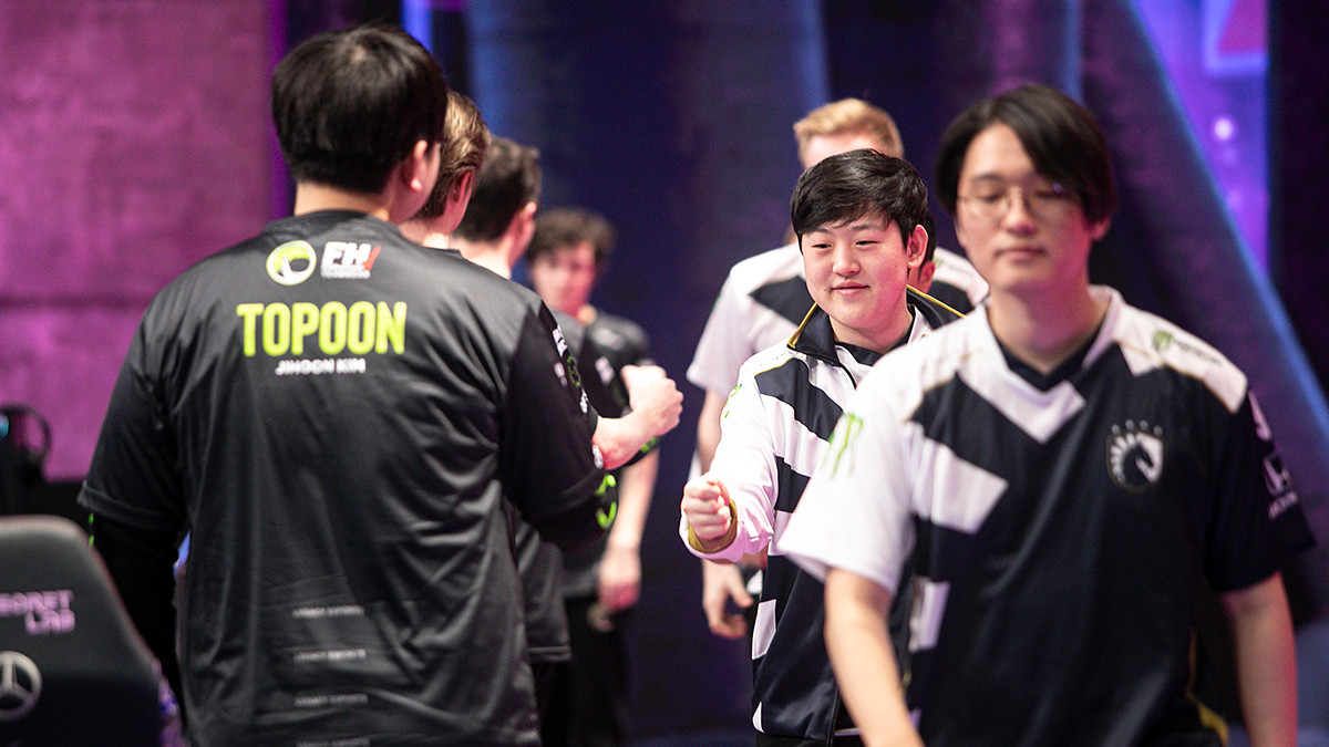 Team Liquid deklassiert Legacy und erreicht die Worlds-Main-Event