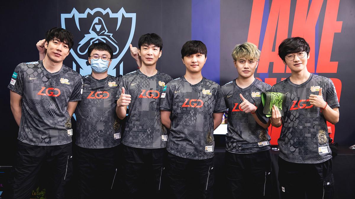 Nächster 3:0-Sieg: LGD Gaming erreicht Main-Event der Worlds