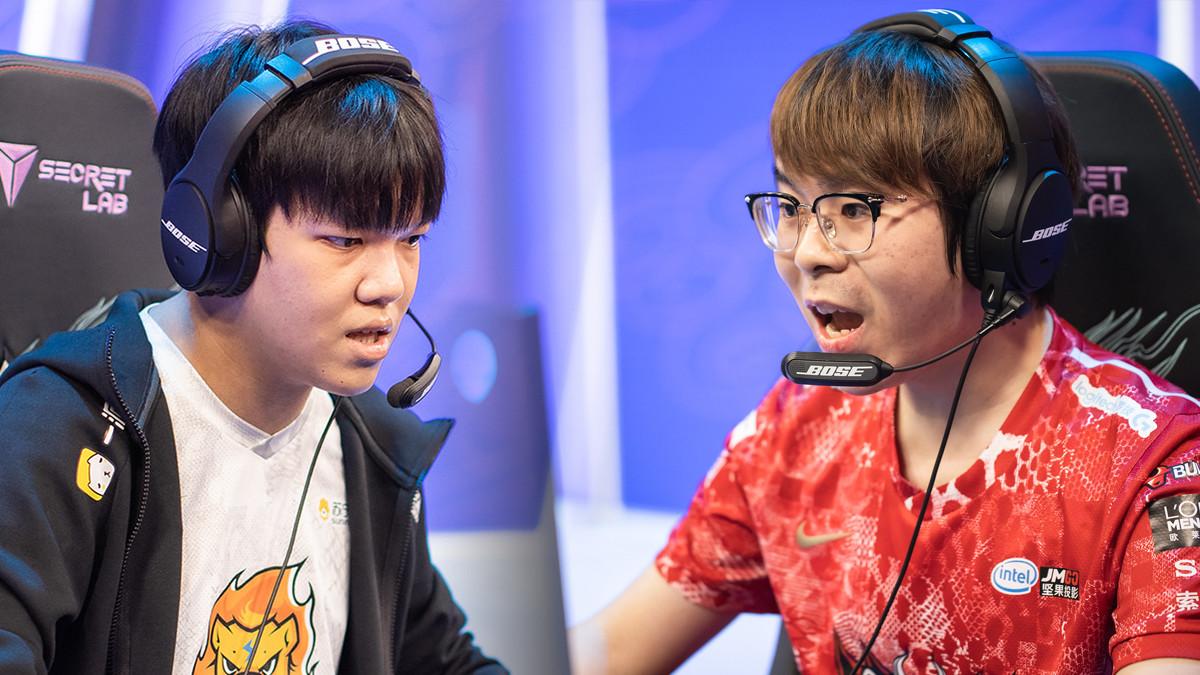 Nach starker Gruppenphase: Kann Suning auch JD Gaming überwinden?