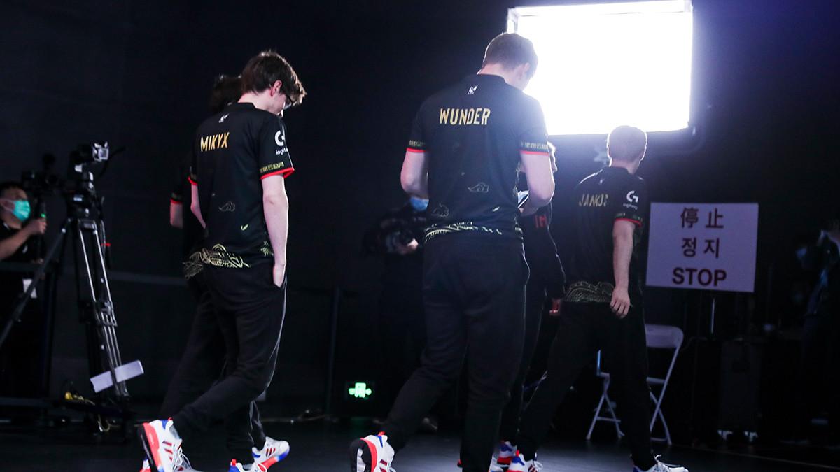 G2 Esports' Worlds-Traum endet gegen DAMWON - LCK-Champion stellt Rekord auf