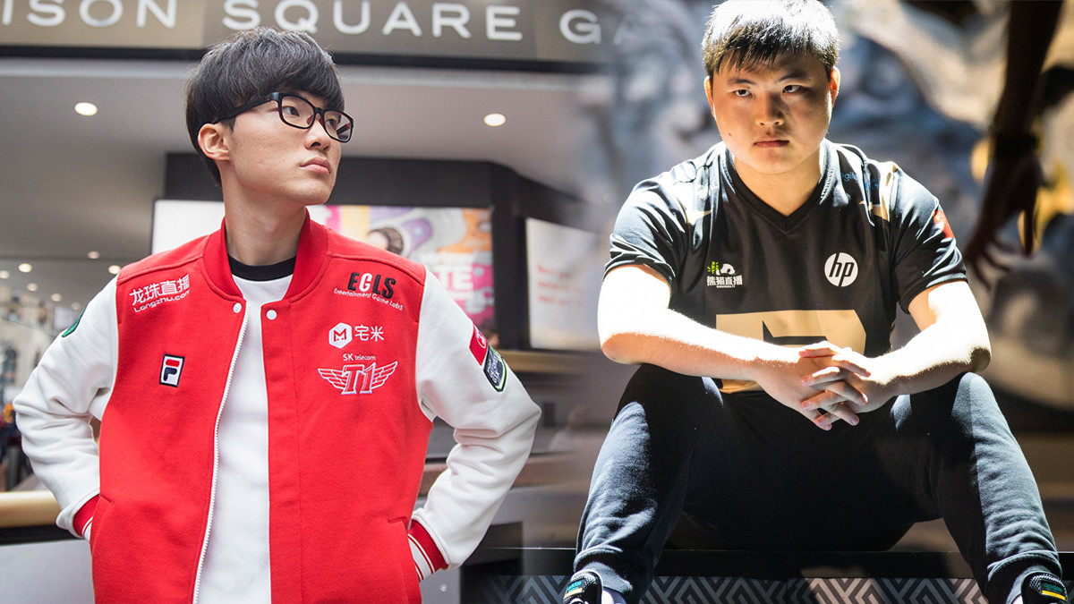Clash der Top-Regionen: Korea und China im Worlds-Vergleich