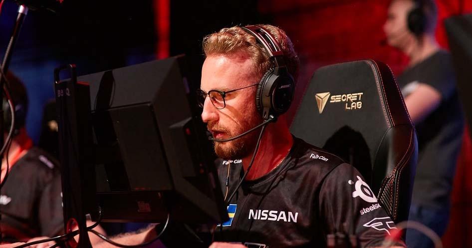 olofmeister zurück als Stand-In - Coach YNk verlässt FaZe