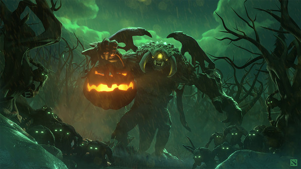Diretide returns – with lots of candy and free Halloween cosmetics