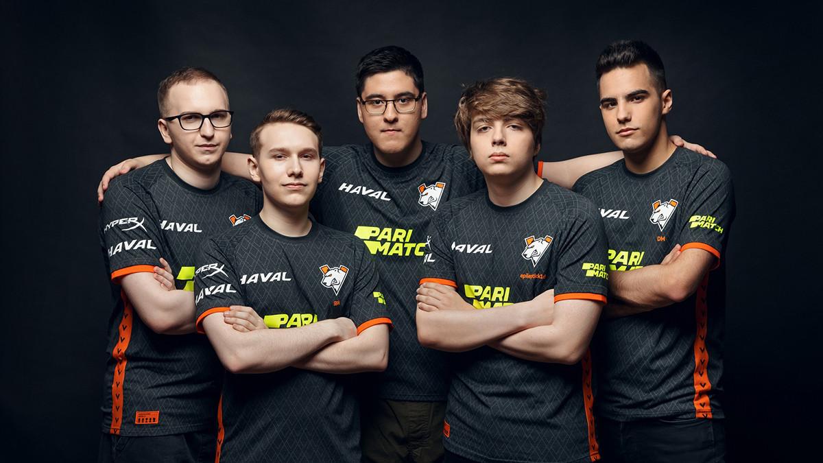 New generation takes over: VP's academy team transfers to main roster