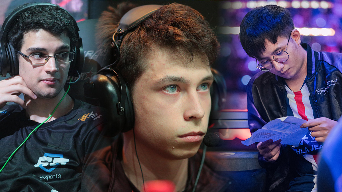The 12 best Dota 2 players in 2020