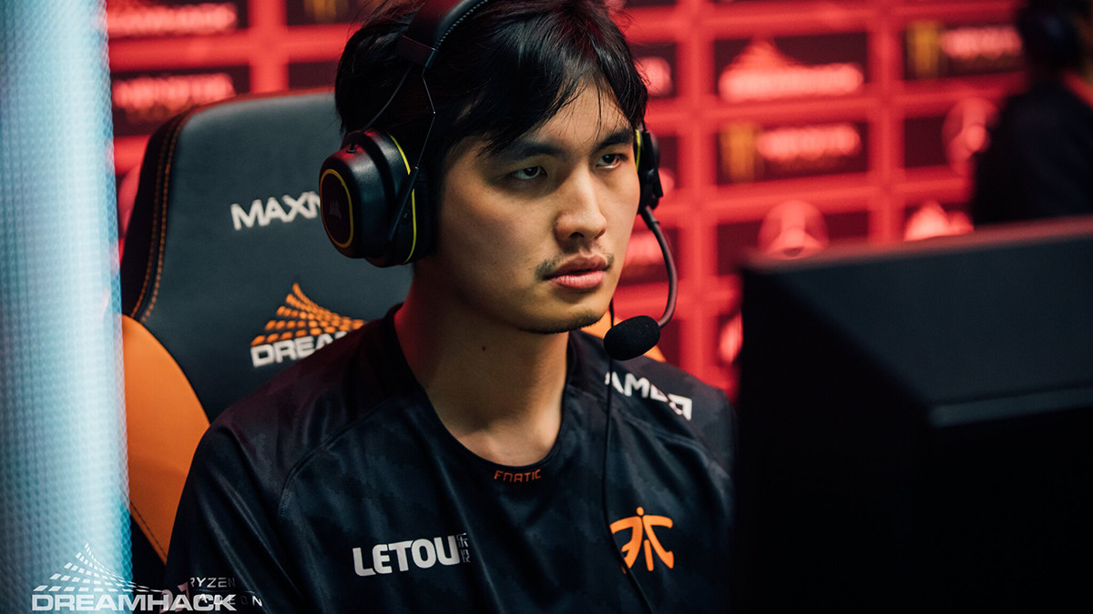 iceiceice leaves Fnatic and joins NA top team