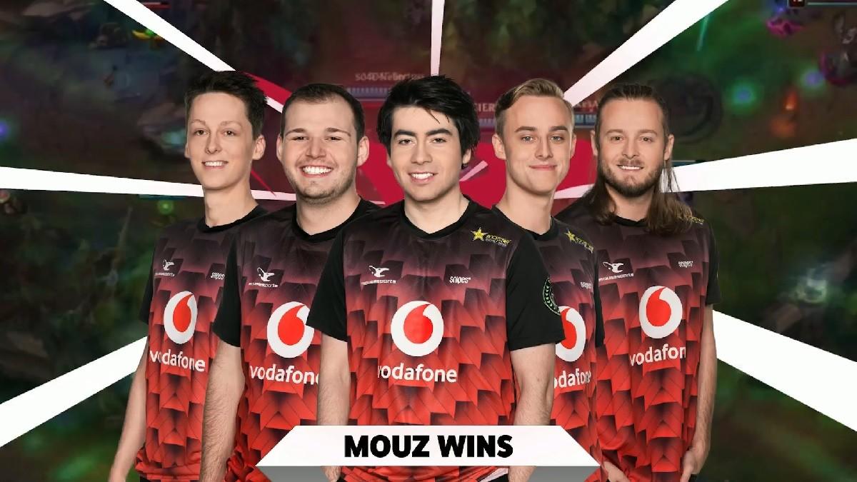 mouz verhindert Reverse-Sweep und gewinnt die Season Finals