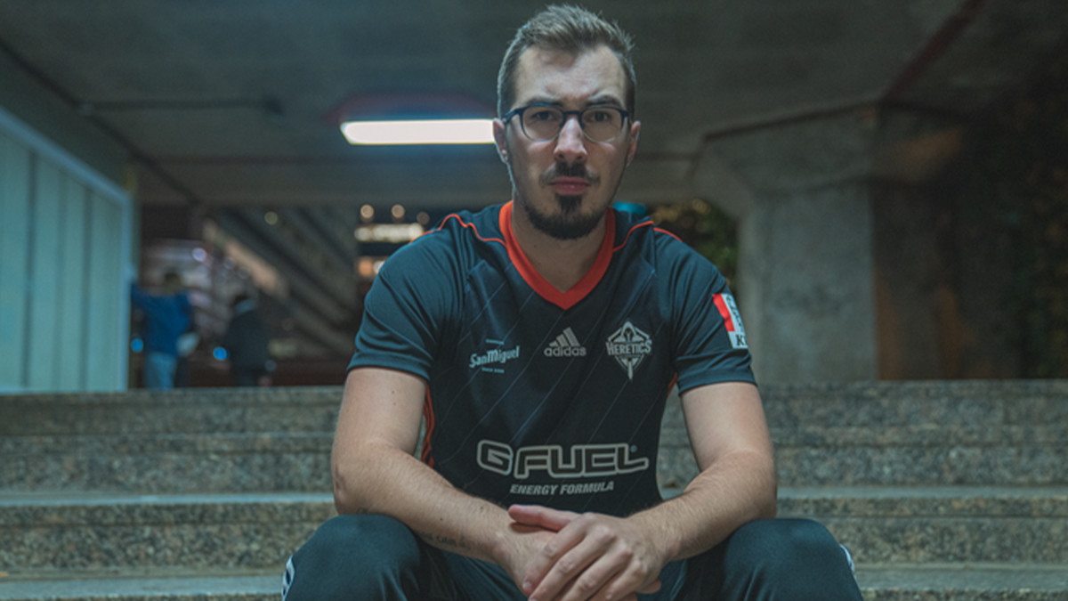 Heretics: kioShiMa asked to be benched