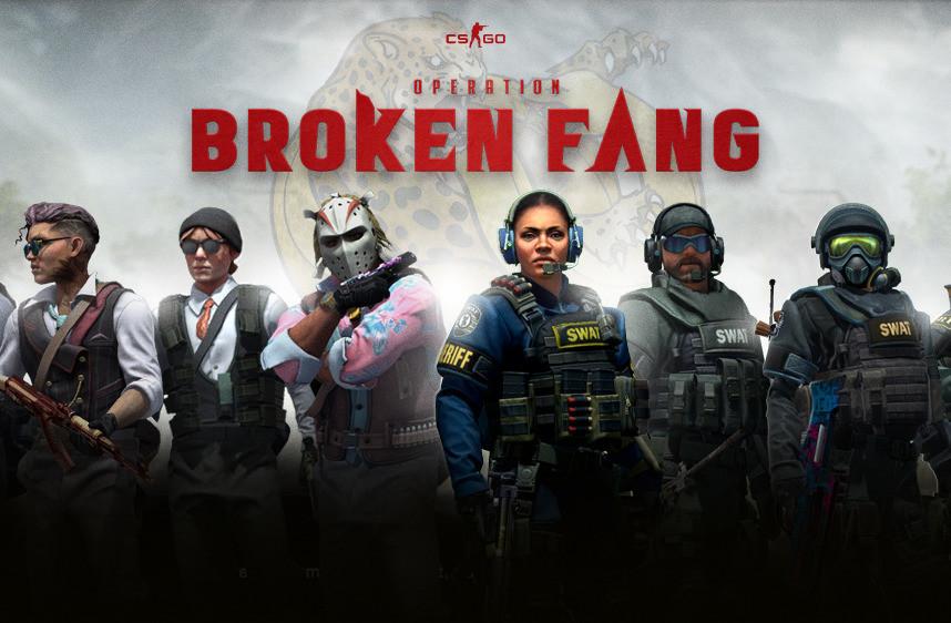 Nouvelle Opération : Broken Fang