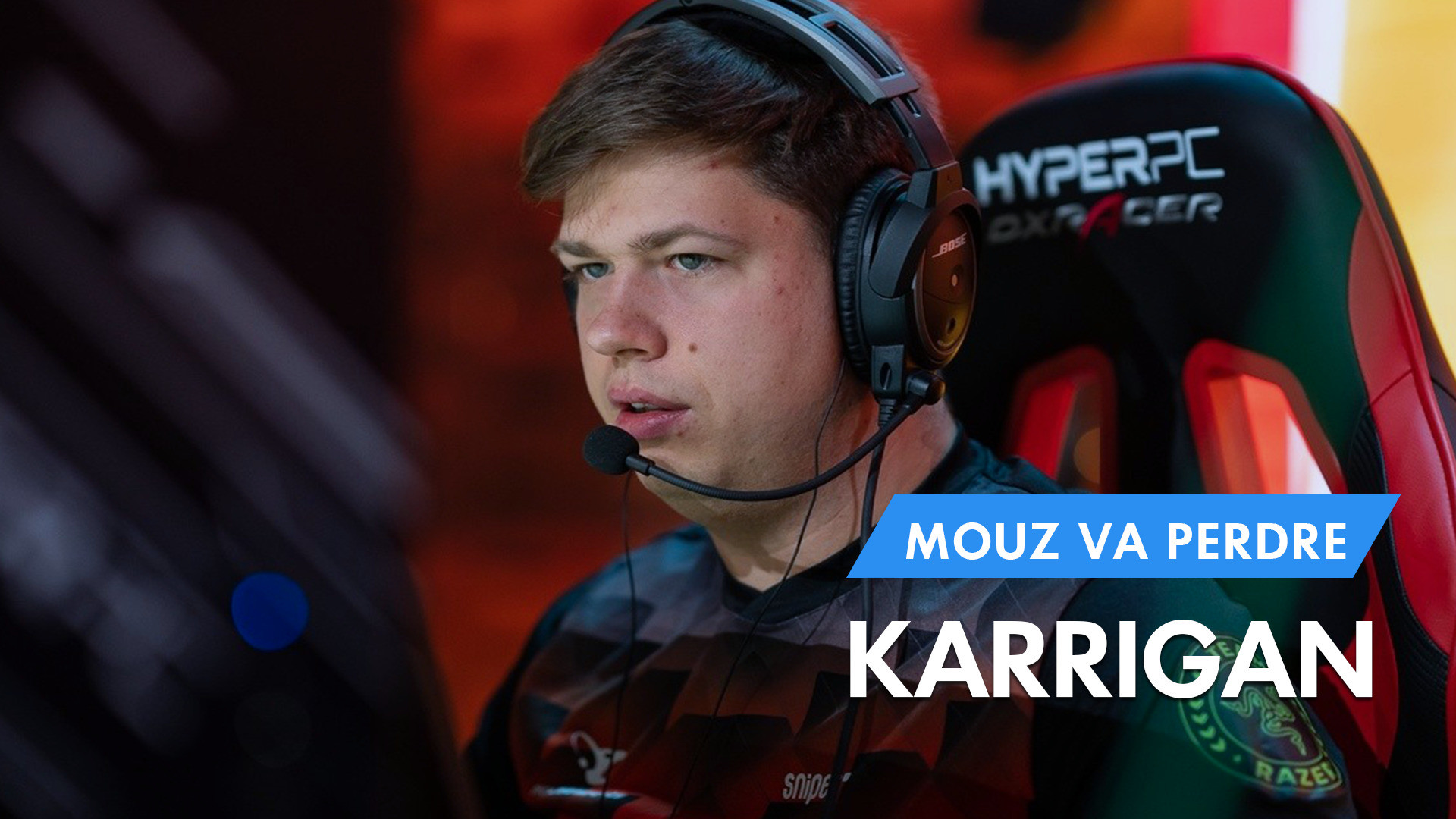mouz cherche un remplaçant à Karrigan