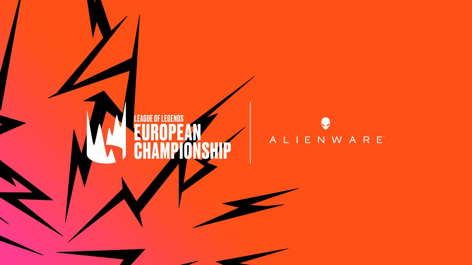 Anzeige - LEC-Partner Alienware unterstützt den deutschen Broadcast