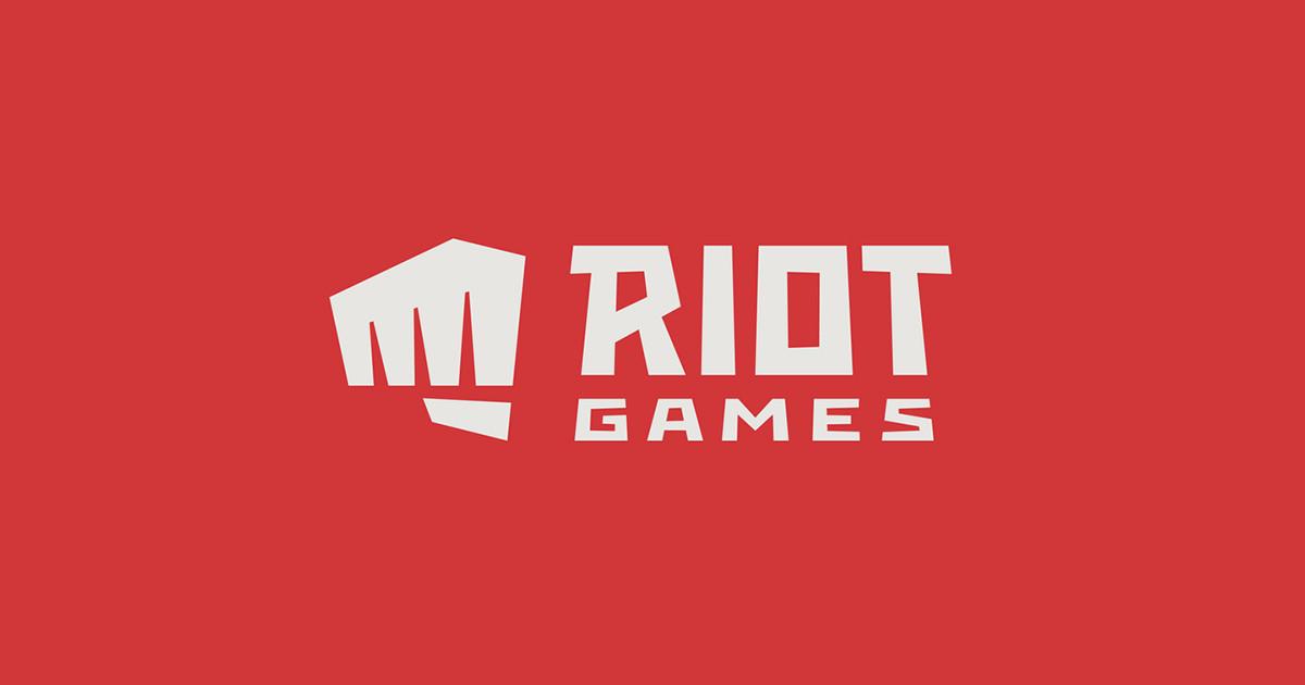 Riot Games Spiele