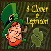 4 Clovers & Lepricon