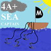 4 Anchors + Sea Captain