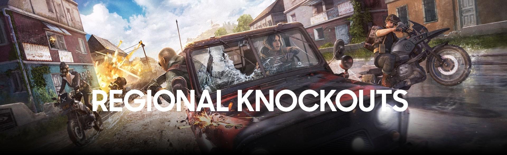 Regional Knockouts