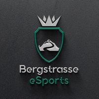 Bergstrasse eSports - Black