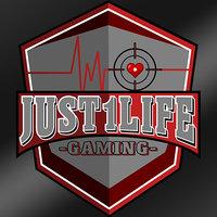 Just1Life-Gaming Blue