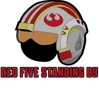 Red Five Standing By