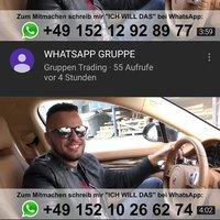 Die Whatsapp Gruppe