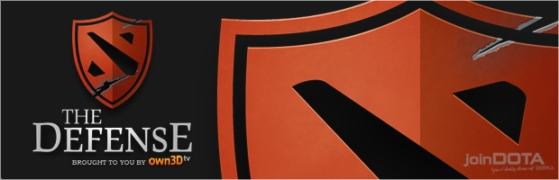 the defense 10 000 dota 2 online tournament by own3d and