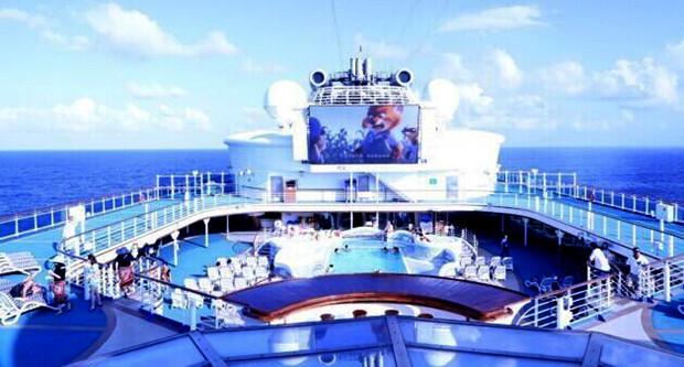Chuẩn bị xuất hiện giải đấu tổ chức trên...du thuyền 3