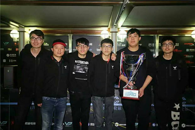 Nanyang Dota 2 Championships - Cruise Cup #1