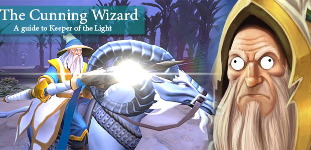 keeper of the light guide mastering the cunning wizard news