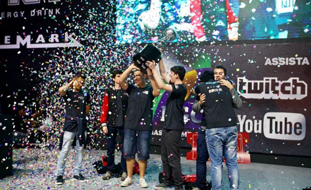 The current SG e-sports roster won the Brazil Cup last year while playing for PaiN Gaming