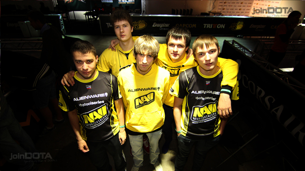 Na`Vi replace Ars-Art with Funn1k « News « joinDOTA.com