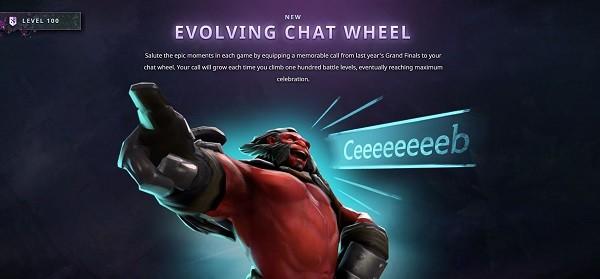 CEEEEEEB' - 10 Chat Wheel sounds that will help us break TI record