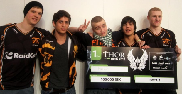 The Defense Grand Final preview: Fnatic.EU « News « The Defense