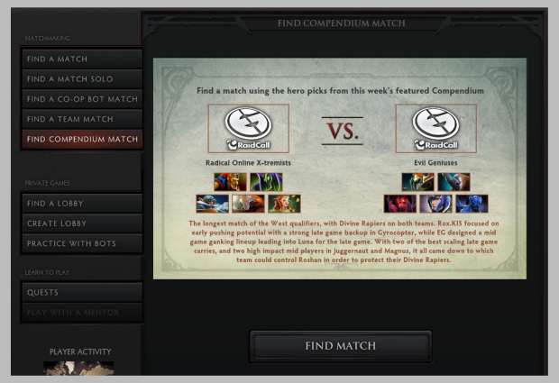 joindota matchmaking I realise this is the lol forums, but i figured that since i saw a bunch of people mention it already in the various threads here, we might as well put it in one consolidated thread.