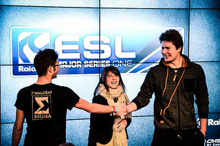 7ckngMad at EMS ONE - Photo from ESL