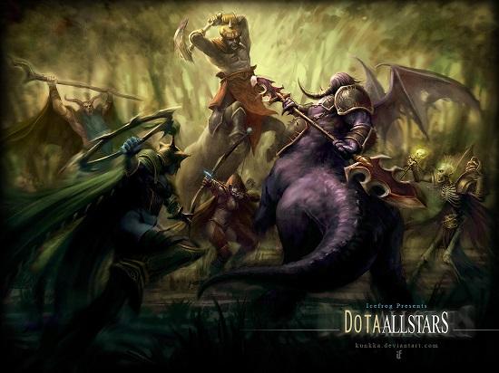 dota diy how to create custom game mods news joindota com