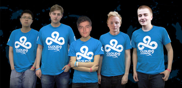Cloud 9's new roster on fire in DAC! « News « joinDOTA.com